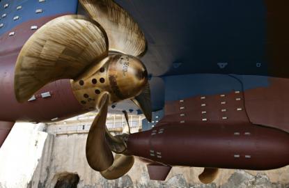 Schiffsantriebe